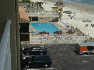 #2-Ocean Front, Sun Rise Balcony, ON Daytona Beach - South Daytona vacation rentals