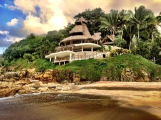Villa Caleta - A secluded beach and jungle retreat - San Pancho vacation rentals