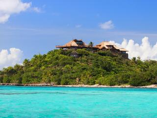 The Great House Master Suite and Rooms on Necker Island, Sleeps 2 - Necker Island vacation rentals