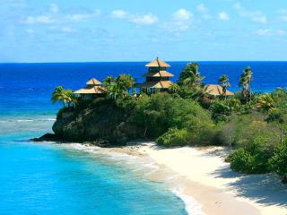 Romantic Villa with Fitness Room and Hot Tub - Necker Island vacation rentals