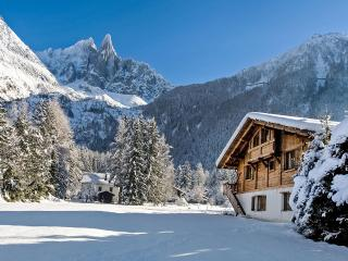 Comfortable 5 bedroom Villa in Chamonix - Chamonix vacation rentals