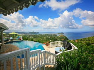 Lovely Villa with Internet Access and DVD Player - Cap Estate vacation rentals