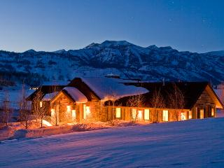 Teton Manor, Sleeps 8 - Jackson vacation rentals