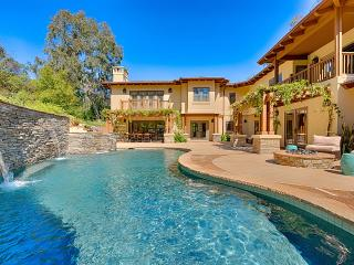 Rancho Dream Estate, Sleeps 8 - Rancho Santa Fe vacation rentals