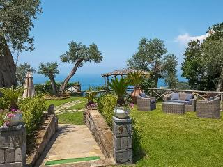 Villa Romeo, Sleeps 12 - Massa Lubrense vacation rentals