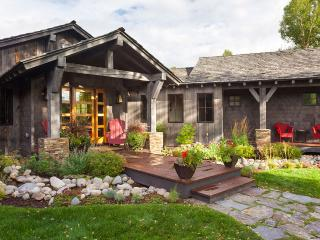 8th Fairway under the Tetons, Sleeps 10 - Teton Village vacation rentals