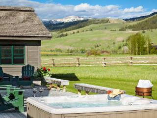 On the Elk Refuge, Sleeps 14 - Jackson vacation rentals