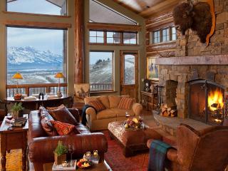 Spirit Dance Lodge, Sleeps 10 - Jackson vacation rentals