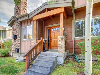 Three-story townhouse w/ private hot tub & jet tub plus shared pool! - Park City vacation rentals