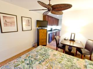 Ground Floor Studio! Walk to Front Street Lahaina - Lahaina vacation rentals