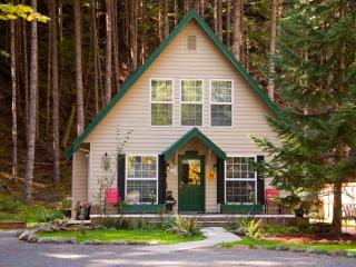 THE ELK CROSSING CHALET-Great summer getaway!! - Greenwater vacation rentals