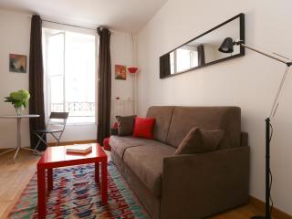 LOVELY ELEGANT PARISIAN STUDIO - Paris vacation rentals