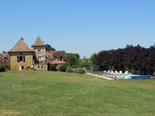 4 character Gites in the Dordogne with large pool. - Saint-Aubin-de-Nabirat vacation rentals