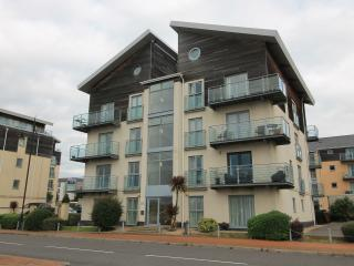 3 Bed Duplex Penthouse Apartment 10 mins- Cardiff - Barry vacation rentals