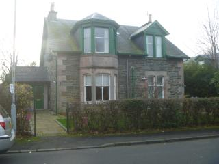 Rhu, Helensburgh, Upper cottage flat - Rhu vacation rentals