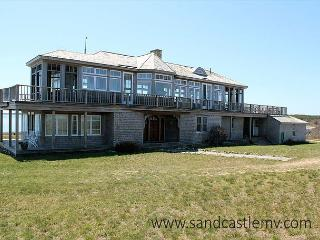 Stunning Waterfront Home & Guest Cottage on Private Peninsula! - Edgartown vacation rentals
