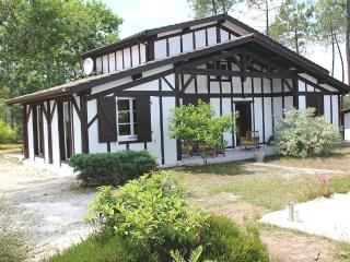 Beautiful 3 bedroom Landes House with Television - Landes vacation rentals
