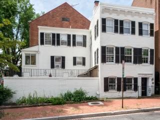 Historic GEORGETOWN House  **  Walk to everything - Washington DC vacation rentals