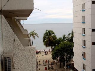50 Feet From The Beach w/AC - Playa Rodadero!!! - Santa Marta vacation rentals