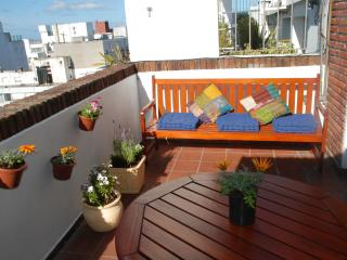 Cozy Penthouse with Internet Access and A/C - Montevideo vacation rentals