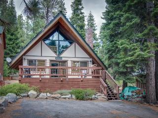 Homey, pet-friendly cabin in convenient location - Carnelian Bay vacation rentals
