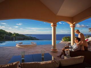 Villa 3 bedrooms St Barts Montjean - Petit Cul de Sac vacation rentals