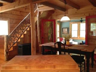 Bright Boone Cabin rental with Deck - Boone vacation rentals