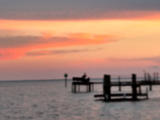 Perfect luxury. Enjoy sunrise &set on private dock - Apalachicola vacation rentals