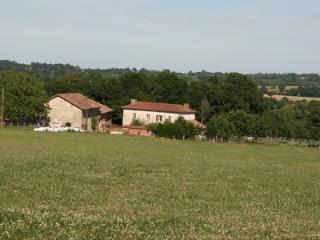 Bed & Breakfast on a French Farm selfcatering - Champsac vacation rentals