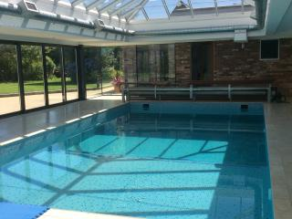 Honeysuckle Couples Retreat with Swimming Pool - Killinick vacation rentals