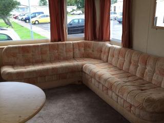 8 berth Caravan to rent on seawick holiday park - St Osyth vacation rentals