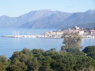 Romantic 1 bedroom Condo in Saint Florent with A/C - Saint Florent vacation rentals