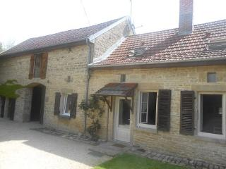 Nice House with Internet Access and Dishwasher - Ancy-le-Franc vacation rentals