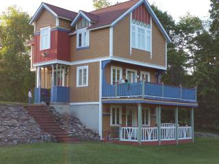 Swedish cottage in the Endless Mountains, PA - Sugar Run vacation rentals