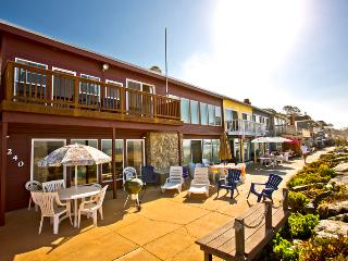 240/Casa del Mar *OCEAN FRONT* - Aptos vacation rentals