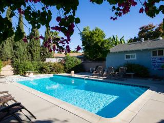 Near Disneyland 8 beds, sleeps 9 private POOL - Anaheim vacation rentals