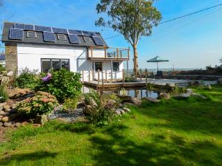 COLHAY STUDIO, woodburning stove, parking, gardens with water features, in Launceston, Ref 928808 - Launceston vacation rentals