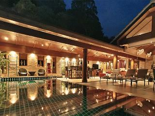 Luxury 6-13 Bedroom Pool Villa, Phuket, Thailand - Kamala vacation rentals
