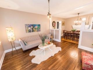 Historic Arts and Craft Home - Asheville vacation rentals