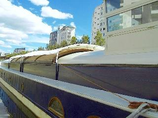 Cozy 2 bedroom Narrowboat in Rennes - Rennes vacation rentals