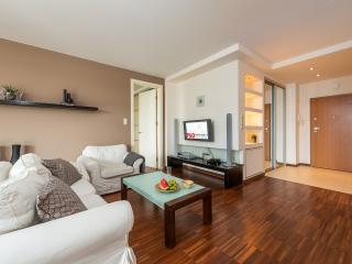 Spacious new property next to metro Arkadia 13 - Warsaw vacation rentals