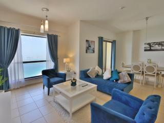 Vacation Bay 2BR Sea View in JBR  96186 - Emirate of Dubai vacation rentals