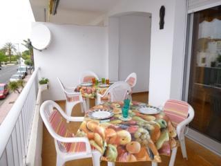 Bright 2 bedroom Empuriabrava Apartment with Iron - Empuriabrava vacation rentals