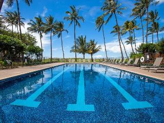 Waiohuli Beach Hale #B-206. Oceanfront 1Bd/1Ba Sleeps 4. $99 SUMMER SPECIAL! - Kihei vacation rentals