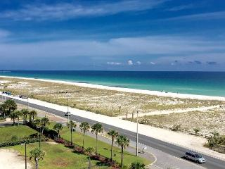 Nicely-decorated 7th flr Emerald Dolphin 2-br w/beautiful Gulf views! - Pensacola Beach vacation rentals