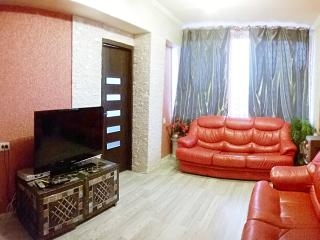 Cozy, clean 4-bedroom apartment is located in the - Kiev vacation rentals
