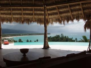 Beautiful design villa  with  fantastic sea view - Las Terrenas vacation rentals