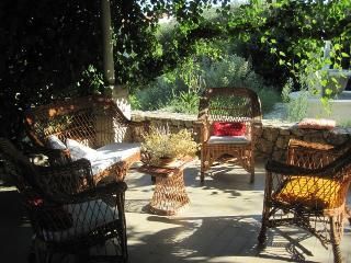 Historic villa with  garden near the beach - Lumbarda vacation rentals