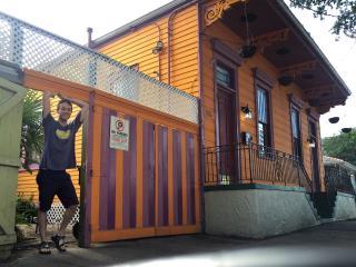 "Blue60 Guest House ""Porch Suite"" - New Orleans vacation rentals"