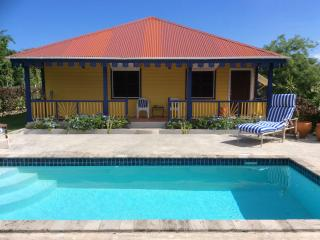 Flamboyant cotttage - Gingerland vacation rentals
